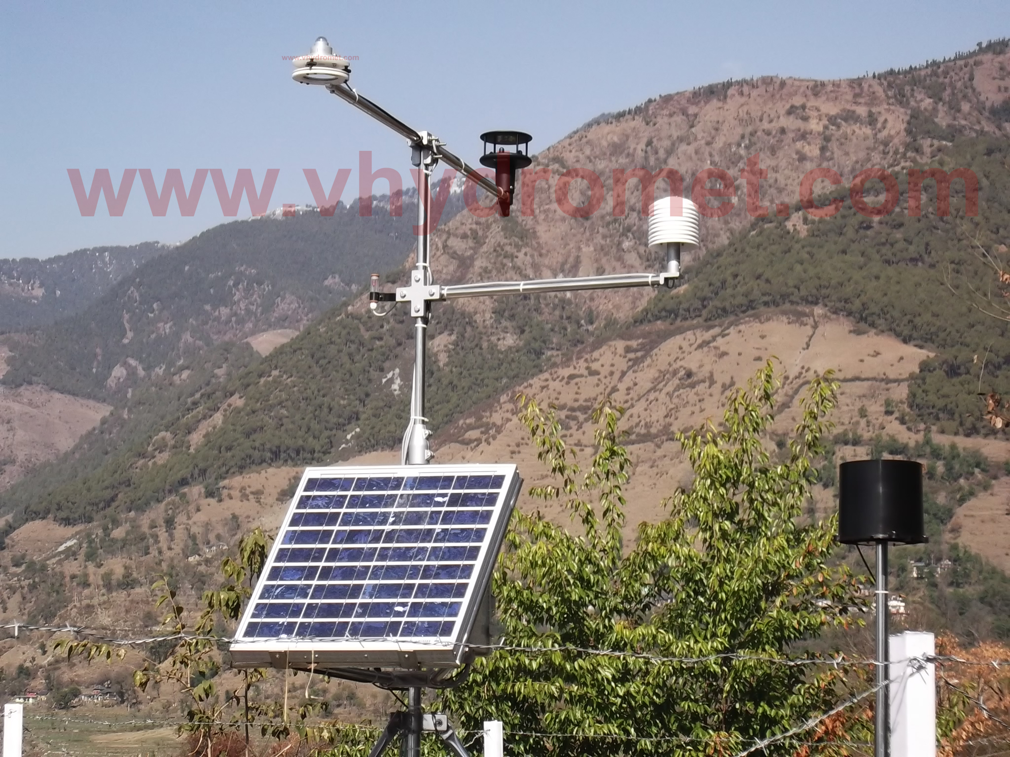 Automatic Weather Station (Scientific Series)